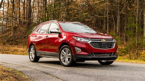 2019 Chevrolet Equinox Suv Pricing, Features, Ratings And