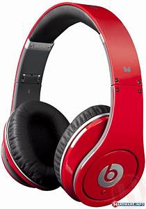 Monster Cable Beats by Dr. Dre Studio Red photos ...