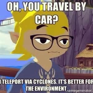 Zelda Wind Waker Link Funny Meme