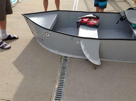 Winning Cardboard Boat Designs by Cool Shark Boat In The Cardboard Boat Regatta