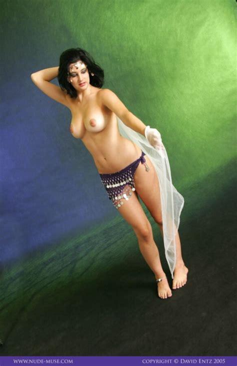 Eden Nude Genie Big Tits Porn Pic
