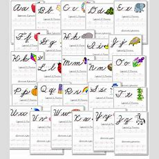 Az Cursive Handwriting Worksheets  Confessions Of A Homeschooler