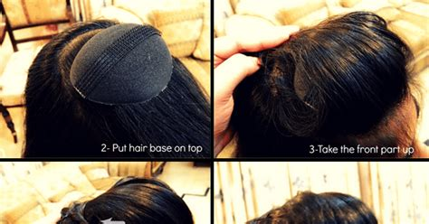 coolest puff hairstyles step  step tutorial blushy babe