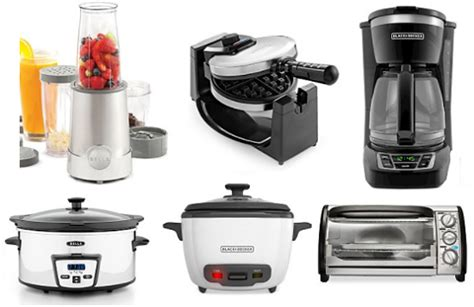 macy s kitchen appliances small kitchen appliances for the macy 39 modern home