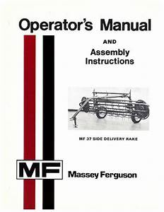 Agco Technical Publications  Massey Ferguson Hay Equipment