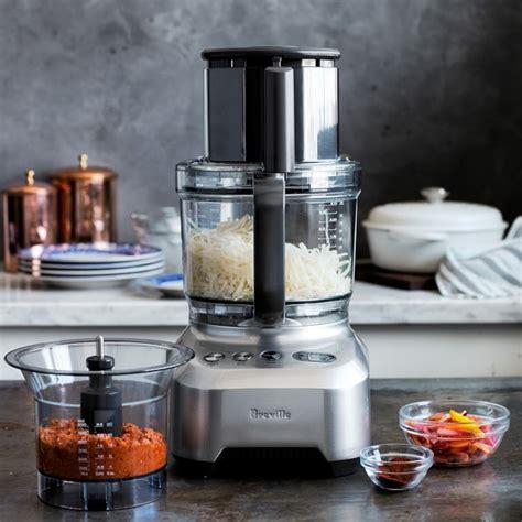 sous chef cuisine breville sous chef food processor 16 cup williams sonoma