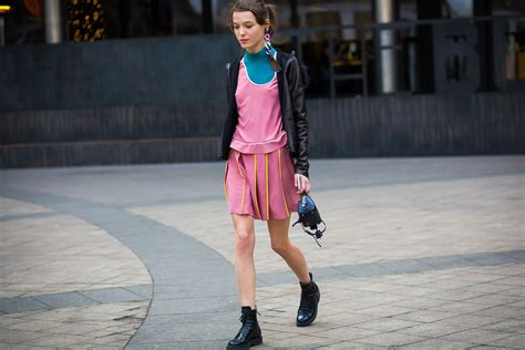 The Best Street Style Pics From Kiev's Fall 2016 Fashion