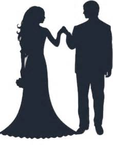 Dancing Bride Groom Silhouette Clipart | ClipArtHut - Free ...