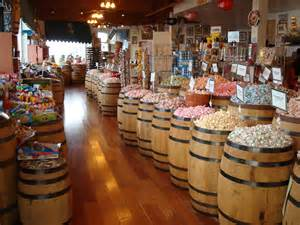 Confectionery Candy Store