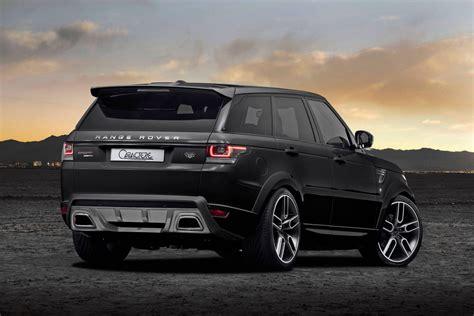 land rover sport caractere exclusive tweaks range rover sport forcegt com