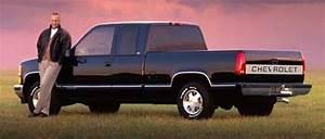 Chevrolet Silverado K1500 Extended