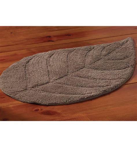 tapis de bain herbier par fran 231 oise saget