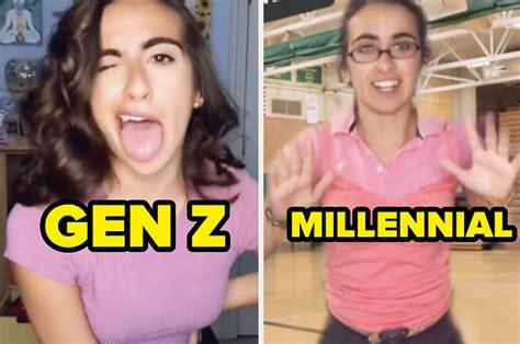 gen tiktok years millennials were demonstrates divide perfectly cultural tik tok buzzfeed vs press cupbord