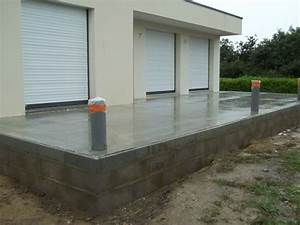 prix terrasse suspendue beton excellent stunning terrasse With prix terrasse suspendue beton
