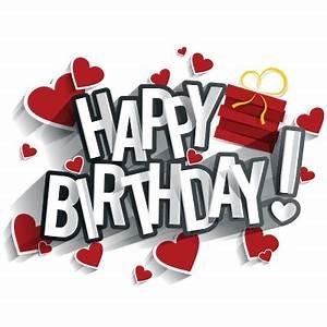 Happy Birthday Emoji Message Birthday Hearts Gift Symbols Emoticons