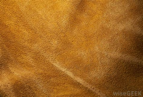 What Is Faux Suede? (with Pictures