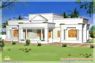 Single House Designs Plans Pictures by Single Storey Home Design With Floor Plan 2700 Sq Ft