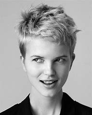 Cropped Pixie Haircut Short Hairstyles