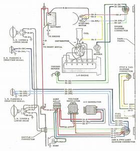 66 Chevy Truck Wiring Diagram
