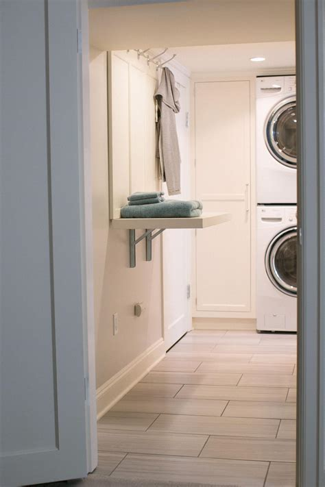 10 Clever Storage Ideas for Your Tiny Laundry Room   HGTV