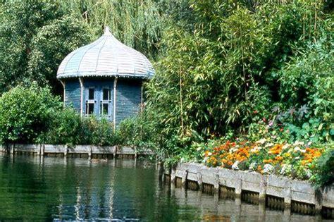 Jardin De Poulainville Amiens by Amiens Kiosque De Jardin Dans Les Hortillonnages