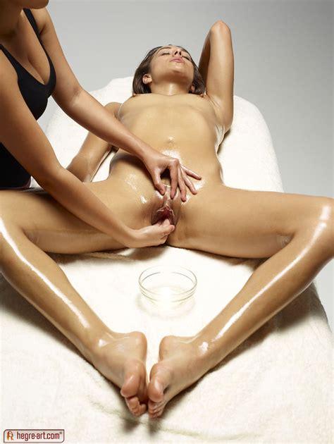 Hegre Art Dominika C Labia Massage