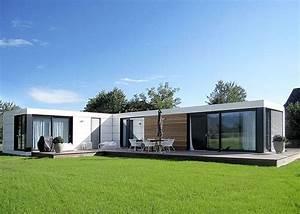 Moderne Container Häuser : neues wohnen im cubig designhaus minihaus house pinterest bungalow architecture and house ~ Whattoseeinmadrid.com Haus und Dekorationen