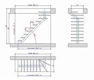 Calcul Escalier Quart Tournant : calcul escalier quart tournant 15 475 ~ Dailycaller-alerts.com Idées de Décoration