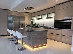 20, Elegant, And, Luxury, Kitchen, Design, Ideas
