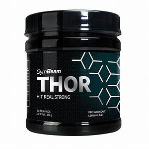 Pre-workout Stimulant Thor