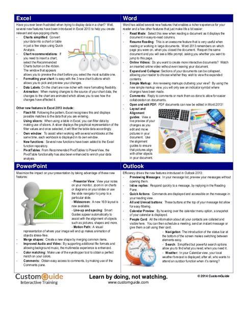 office 2013 sheet