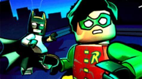 lego batman  videogame ds part  gotham streets