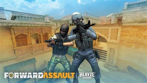 Forward Assault Remix Game - Play Game Online at Round Games