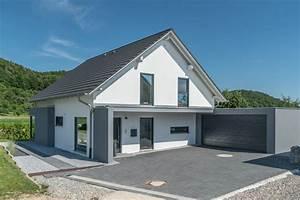Garage Im Haus : haus mit integrierter garage die sch nsten einrichtungsideen ~ Lizthompson.info Haus und Dekorationen