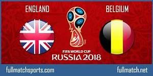 England vs Belgium Full Match Highlights • fullmatch.net