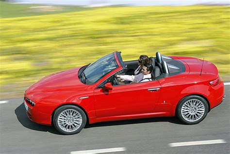 Alfa Romeo Spider Convertible by Alfa Romeo Spider Convertible Review 2007 2010 Parkers