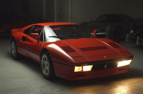first mercedes the sounds of this ferrari 288 gto are stronger than any