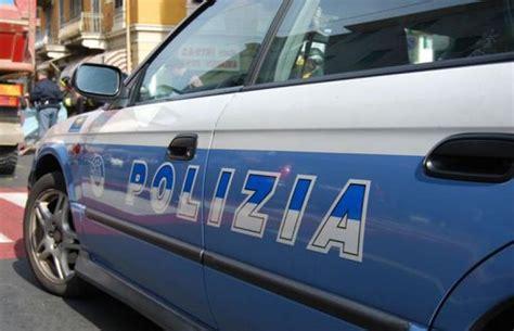 volante polizia di stato polizia di stato arrestati sei napoletani per rapina in