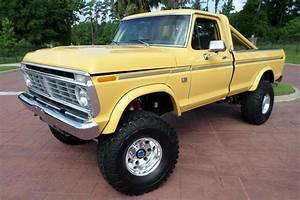 An Amazing 1974 Ford F