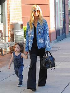 Rachel Zoe and Her Son Kaius 'Kai' Jagger Berman Run ...