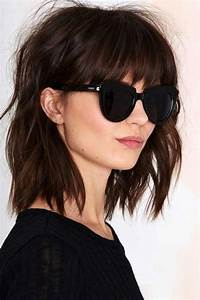 15 Best Ideas Of Long Bob Hairstyles With Fringe