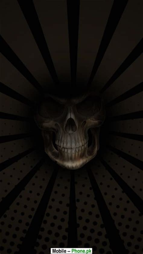 horror skull picture wallpapers mobile pics