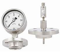 Measuring instruments with gasket-free BioControl   CS connection      Measuring Instruments