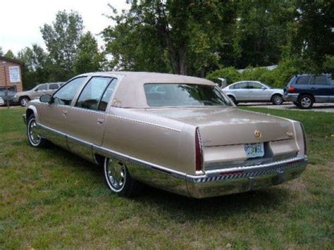 manual cars for sale 1995 cadillac fleetwood electronic valve timing purchase used 1995 cadillac fleetwood brougham in fenton missouri united states for us 6 500 00