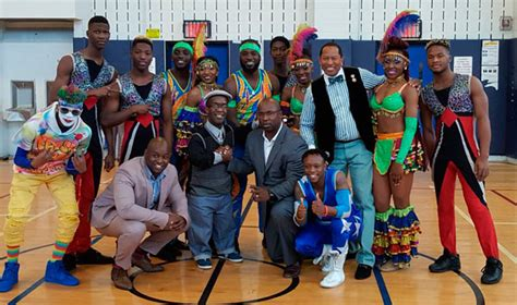 universoul circus gave cornerstone academy  social