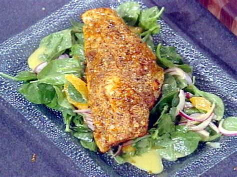 grouper recipes grilled fish food recipe paul mexico gulf salad orange network sauce paula fingers cooking martini relish steamed parchment