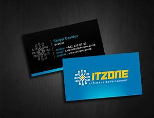 It zone business card by mashine on deviantart for It business card