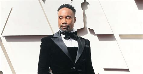 Billy Porter Wore Christian Siriano Gown The Oscars