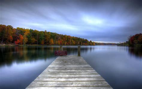 Lake Backgrounds Bridge Hd Desktop Wallpapers 4k Hd
