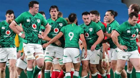 Autumn Nations Cup: Ireland braced for physical England ...